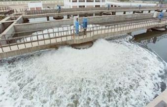 مياه مطروح: الانتهاء من الخط الناقل إلى الخزانات الإستراتيجية خلال 15 يومًا