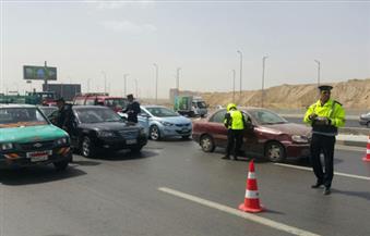 """ضبط 641 مخالفة في حملة لـ""""مرور الغربية"""" بالطرق والشوارع"""