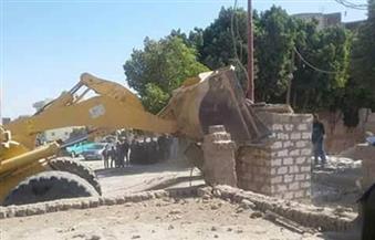 """""""المسطحات المائية"""" بالإسكندرية تواصل حملاتها لإزالة تعديات عن """"مريوط"""" و""""المحمودية"""""""