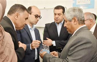 بالصور.. محافظ أسيوط يشهد انطلاق حملة المسح الميداني للكشف عن فيروس سي بجزيرة الأكراد