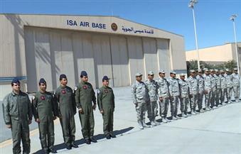 """القوات المسلحة المصرية والبحرينية تبدءان التدريب المشترك """"حمد 2"""""""