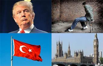 جرائم المطرية.. العفو الرئاسي.. تبرع ترامب.. تصعيد تركي.. محادثات خروج بريطانيا بنشرة الثالثة صباحًا