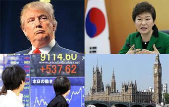 لقاء ترامب والرئيس الصيني..الأزمة التركية الهولندية.. استقالات بسيول.. تراجع الأسهم اليابانية.. بنشرة السادسة