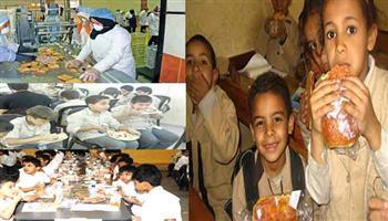 برلماني يطالب بإلغاء الوجبات المدرسية وفتح تحقيق فى وقائع التسمم