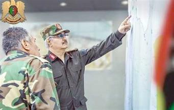 """""""بوابة الأهرام"""" تنفرد بنشر تفاصيل الخطة العسكرية للجيش الليبى لتحرير الموانئ النفطية"""