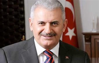 رئيس الوزراء التركي للعبادي: لن أسمح بتعكير أجواء العلاقات مع العراق