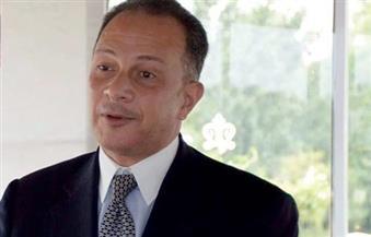 سفير مصر بجنوب إفريقيا يستقبل بعثة المقدمة للنادي الأهلي