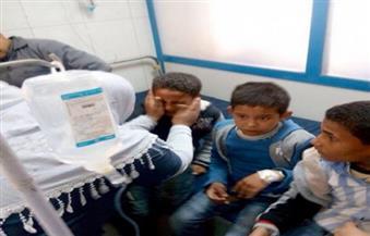 إصابة 24 تلميذا وتلميذة بمدرسة كمشيش الابتدائية بالمنوفية بحالات تسمم