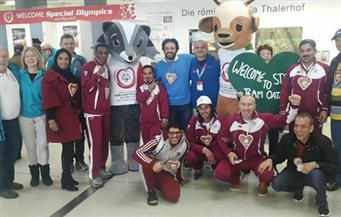 بالصور ..وصول وفود 110 دول مشاركة بالألعاب العالمية الشتوية للأولمبياد الخاص إلى  مدينة جراتس النمساوية