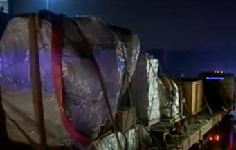 """""""عزف موسيقي"""" في حفل استقبال التمثال المستخرج من """"المطرية"""" بالمتحف المصري غدًا"""