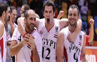 مصر تواجة الجزائر في افتتاح البطولة العربية لرجال كرة السلة