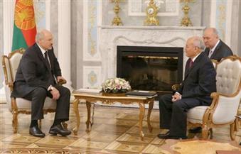 بالصور.. العصار يلتقي الرئيس ويبحث التعاون في الصناعات العسكرية والمدنية مع بيلاروسيا