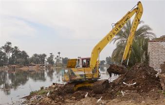 في 10 أيام.. الري تنجح في إزالة ما يقرب من 1800 تعدٍ على نهر النيل