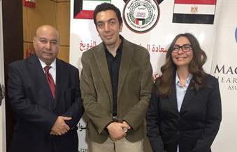 رئيس البرلمان العربي  يدعو المنظمات الإنسانية لإغاثة نازحي الموصل