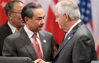وزير الخارجية الصيني يتفق مع نظيره الأمريكي على تعزيز التواصل والتعاون بشأن القضايا الساخنة