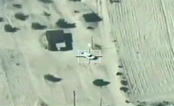 القوات الجوية تستهدف تجمعا لقيادات تنظيم أنصار بيت المقدس الإرهابي بشمال سيناء