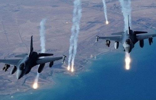طيران الجيش العراقي يقتل 7 من داعش شمال شرقي ديالى -