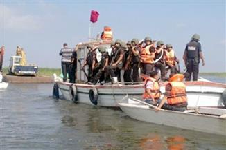 الأمن ينجح في إنقاذ مفقودين على متن مركب شراعية برأس سدر