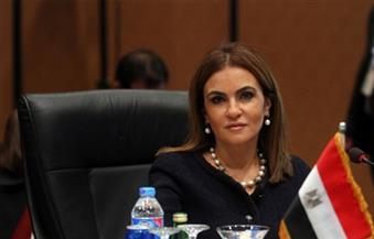 وزيرة الاستثمار والتعاون الدولي تتفقد منطقة الصف الاستثمارية
