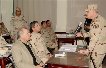 القائد العام يوجه بضرورة مواكبة المناهج العسكرية بما يخدم التحديات التي تواجه القوات المسلحة