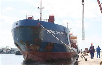 توقف حركة الصيد بميناء البرلس لسوء الأحوال الجوية.. والأمطار الغزيرة تتسبب في انقطاع الكهرباء