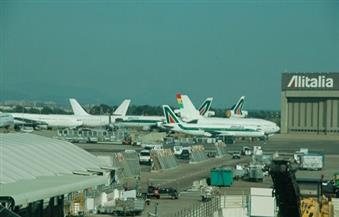 مطار روما يضبط اثنين كيلو هيروين في بطن نيجيري