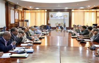 بالصور.. رؤساء المدن والمراكز يناقشون تنفيذ القرارات الصادرة عن مجلس الوزراء