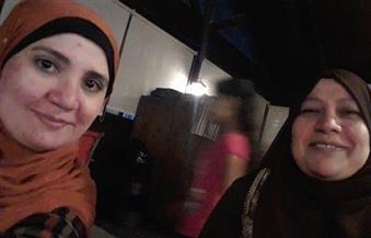 """إيمان أحمد تكتب عن أمها: """"الست الجميلة دي دايمًا في ضهري سانداني لو وقعت"""""""