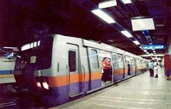 سيدة تلقى بنفسها أمام أحد قطارات الخط الثاني بمحطة مترو الدقي