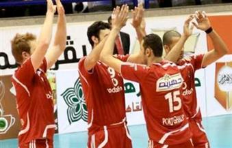 الأهلي يسحق الترجي التونسي بثلاثية نظيفة في البطولة الإفريقية للأندية للكرة الطائرة