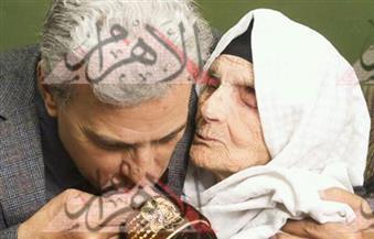 جابر نصار رئيس جامعة القاهرة: دعوة أمي أعظم ما أملكه فى الدنيا
