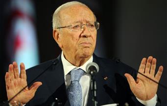 السبسي ينفي تأييده لصلاحيات أوسع لرئيس تونس