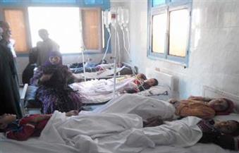 """نقل 70 تلميذا مصابا بالتسمم لمستشفيات السويس.. و""""الصحة"""": حالتهم مستقرة"""