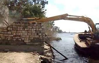 الري: إزالة 16772 حالة تعدٍ على نهر النيل منذ بدء الحملة القومية