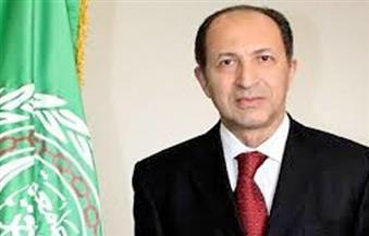 ممثل جامعة الدول العربية: شكلنا فريقا لمكافحة الإرهاب من وزراء العدل والداخلية والخارجية