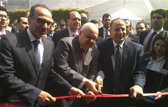 """بالصور ... """"سراج الدين"""" و""""سلطان""""  يفتتحان فعاليات معرض الإسكندرية للكتاب"""