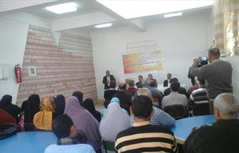 """""""أهمية قانون الخدمة المدنية لتحقيق الإصلاح الإداري"""" في ندوة لمركز إعلام المحلة"""