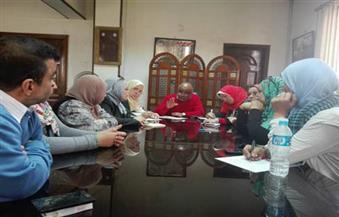 بالصور.. نائب محافظ الجيزة يتفقد منطقة احتفالات العيد القومي بالعجوزة