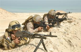 """بالصور.. استمرار فعاليات التدريب المصري الإماراتي المشترك """"زايد٢"""""""