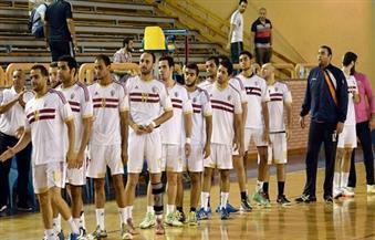 الزمالك يفوز على سموحة بنتيجة 81-80 في دورى السوبر لكرة السلة