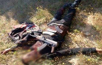 بالصور.. مقتل 5 تكفيريين بينهم قيادى بتنظيم بيت المقدس والقبض علي ١٦ فى حملة أمنية بشمال سيناء