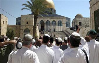 """مئات المستوطنين يقتحمون """"مقام يوسف"""" شرق نابلس"""