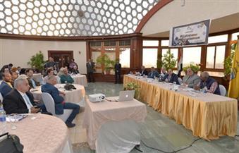 المقاولون العرب تستضيف لأول مرة بالقاهرة  سمبوزيوم النحت الأول 2017