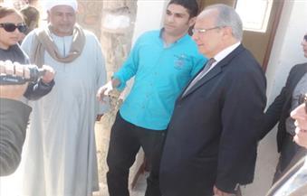 """وزير التنمية المحلية من أسوان: مشروع الطاقة الشمسية بمثابة """"سد عالي"""" جديد لمصر"""