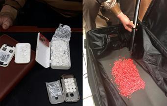 أمن الموانئ تتمكن من إحباط تهريب أقراص مخدرة بحيل جديدة بمطاري أسيوط وسوهاج
