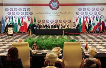 """""""البحر الميت"""" في قبضة الأمن.. القمة العربية بين أحضان المنطقة الأكثر انخفاضًا تحت سطح البحر"""