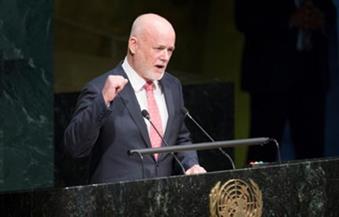 رئيس الجمعية العامة للأمم المتحدة يزور مصر 31 مارس ضمن جولة إفريقية