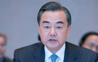 وزير خارجية الصين يشارك في اجتماع لمجلس الأمن حول الوضع في منطقة الخليج