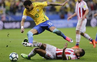 البرازيل أول المتأهلين لمونديال روسيا 2018 بثلاثية في شباك باراجواي
