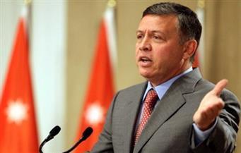 العاهل الأردني: القضية الفلسطينية مفتاح السلام والاستقرار في الشرق الأوسط